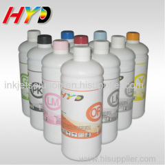 HYD dye sublimation ink for Epson Roland Mimaki Mutoh plotter