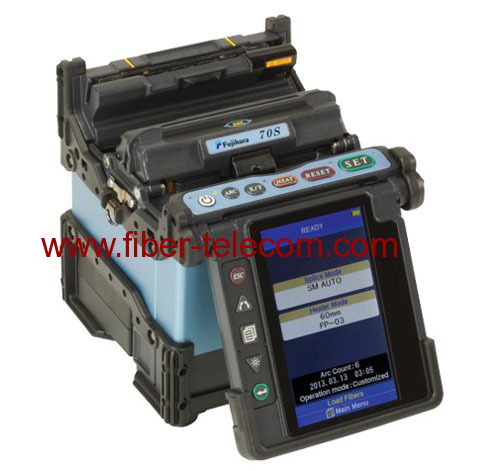 FSM-70S fiber optic fusion splicer