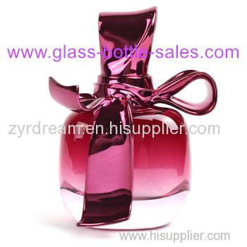 50ml and 100ml perfume glass bottle
