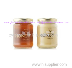 150ml Glass Honey Jar With Lid
