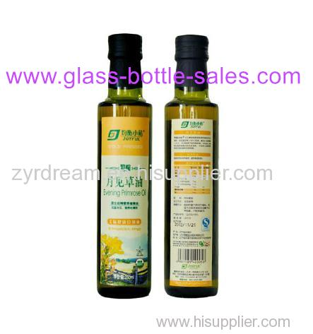 Olive Oil Glass Bottle