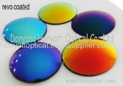 CR39 Mirror coated polarized lens