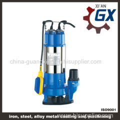 V(WQ) Model Submersible Sewage Pump