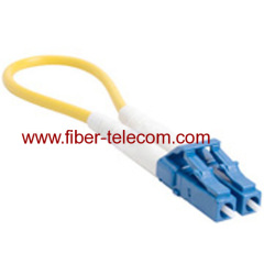 Fiber Loopback Cable with LC Connector