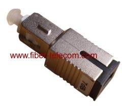 SC SM metallic attenuator TJ-AMFSMSM7dB