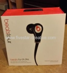 Beats by Dr.Dre High Resolution In-Ear Headphones Full Black