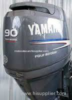 Used Yamaha 70 HP 70hp 4 Stroke Outboard Motor Engine