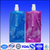 detergent spout pouch bag