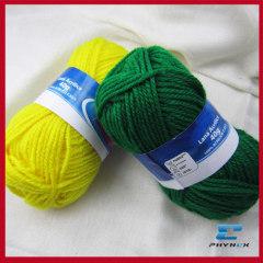 spun knitting Wool yarn
