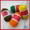 wool and nylon blended wholesale wool knitting yarn for loomage