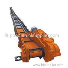 40T mining scraper conveyor/underground coal mining chained scraper conveyor