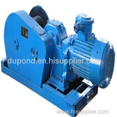 JH series electric prop-pulling winch /mining winch for sale