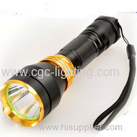 Mini Led Rechargeable Portable lumen torch CGC-AF35