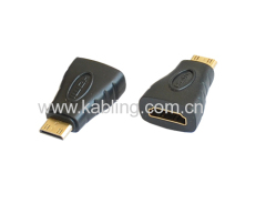 HDMI Adaptor Type A Female to Type C Male