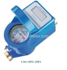 IC card ,smart water meter,digital water meter ,prepaid water meter