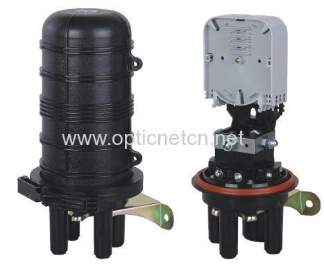 GPJ-07V4m Fiber Optic Splice Closure