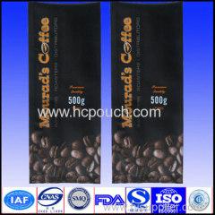 coffee bean bag package