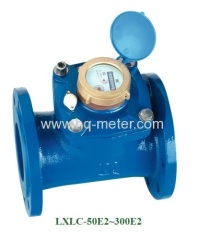 dry type removable woltman water meter