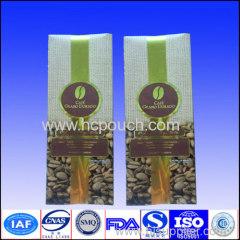 Aluminum foil customized tea packaging pouch