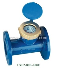 Horizontal Woltman Type Water Meter