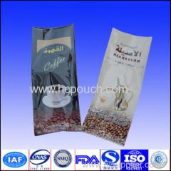 Logo printing aluminum foil packaging food bag