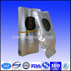 Made in China! aluminium foil food pouch