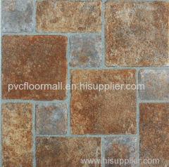 fire resistance vinyl tile flooring