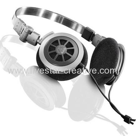 AKG K412P Foldable Mini Stereo Closed-Back Headband Headphones