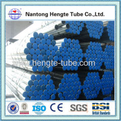 BS1387 1985 hot dip galvanized steel fluid tube