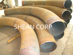 Seamless Duplex Stainless ,Carbon ,Alloy Steel Bend Pipe Fitting