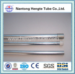 BS31 1940 hot dip galvanized steel conduit tube