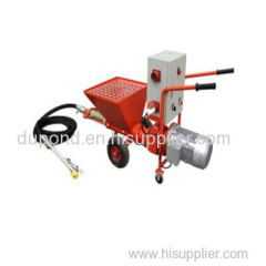 320 Mortar spraying pump