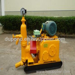 YSB-3 single cylinder piston grouting pump