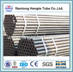 ASTM A53 longitudinal welded pipe