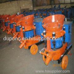 Hot sale HSP-9 wet spray machine/pump