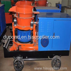 Mining HSP type concrete wet spraying machine for sale