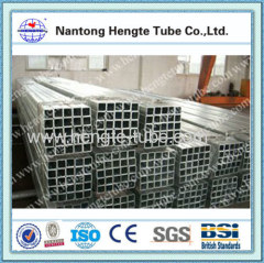 Hot dip galvanized square hollow section
