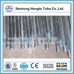 hot dip galvanized EMT steel pipe
