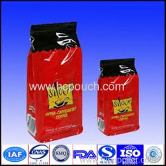 coffee beans roasted packaging