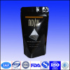 stand up coffee bag with zipper