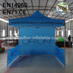 Heat Transfer Printed Folding Tent
