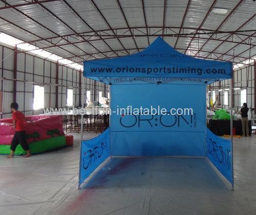 Aluminum Sidewall Folding Tent