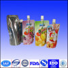 Doypack Fruit juice spout aluminum foil pouch