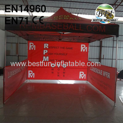 High Quality Flexible Aluminum Folding Tent