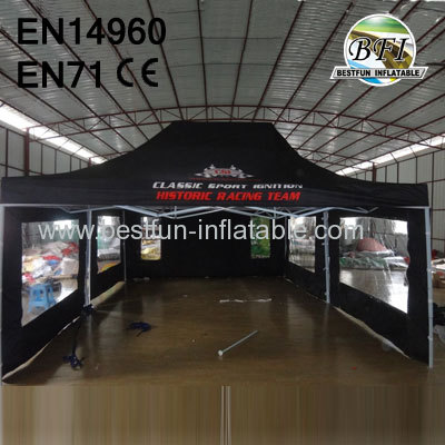Mobile Portable Aluminium Folding Tent