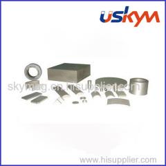 Cast Alnico Ring Magnet/permanent alnico magnets