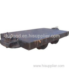 Coal mining platform car from factory/ platform lorry