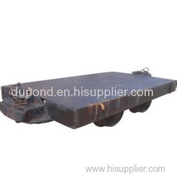 Coal mining platform car from factory/ platform lorry