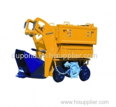 Electric rock loader /coal mine loader from factory