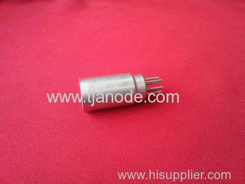 sensor component glass metal